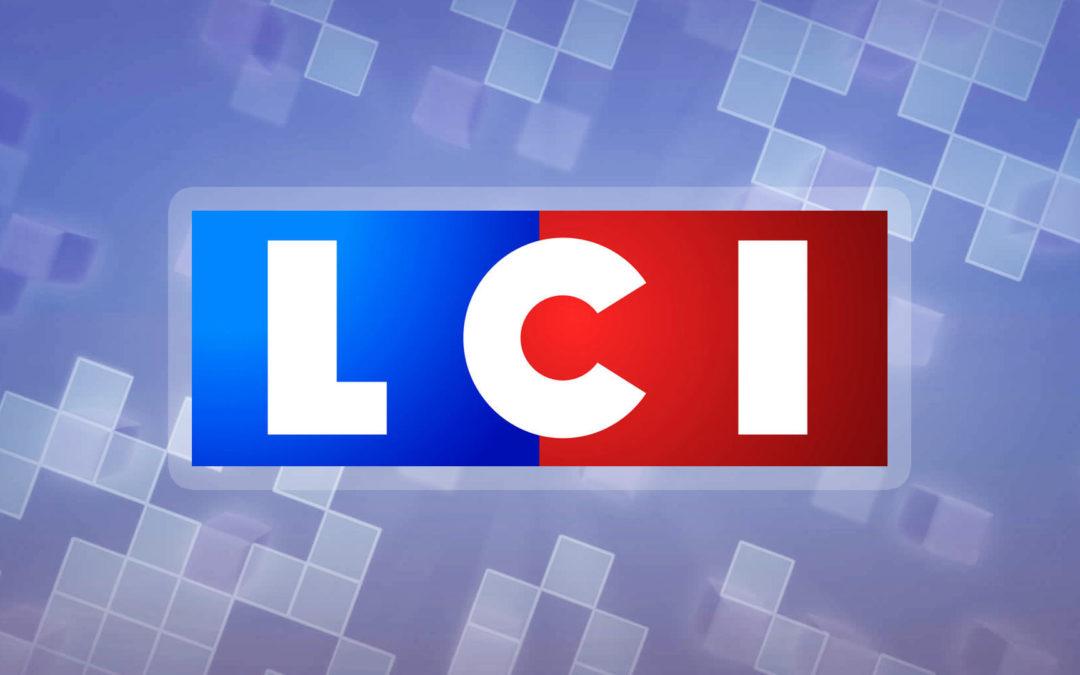 Journal des Découvertes de LCI, le 23.09.2016