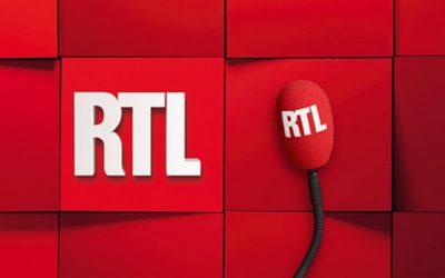 RTL «Les livres ont la parole» – coup de coeur du libraire (à partir de 4:00)