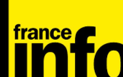 France Info: «La danse des vivants» est Livre du jour le 06.10.2016