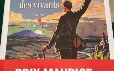 """""""Le un"""" cite un extrait de """"La danse des vivants"""" dans son numéro hors-série """"Le traité de Versailles"""""""