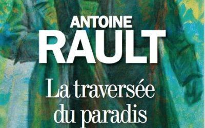 """""""La traversée du paradis"""" présentée au Salon du Livre de Paris le 19.03.2018"""