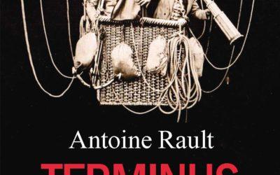 Et voici en primeur l'affiche de Terminus au CADO d'Orléans à partir du 28 septembre. Et aussi en librairies!
