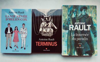 """Antoine Rault parle de """"La vie rêvée d'Helen Cox"""", """"Terminus"""" et """"La traversée du paradis"""""""