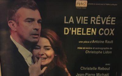 """""""La vie rêvée d'Helen Cox"""" est au CADO (Orléans) du 19 novembre au 1 décembre 2019"""