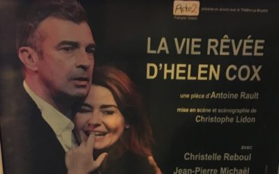 «La vie rêvée d'Helen Cox» est au CADO (Orléans) du 19 novembre au 1 décembre 2019